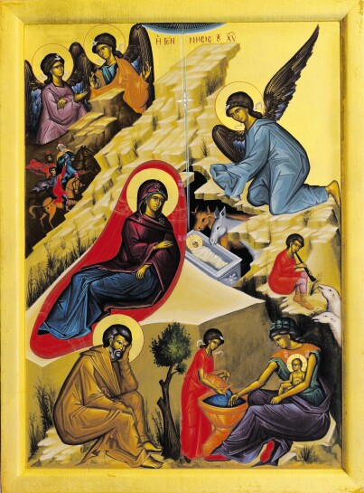 The Eve of the Nativity of our Lord and Savior Jesus Christ